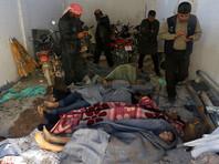 Сирийское правительство по-прежнему отрицает, что стояло за химатакой 4 апреля в северо-западном городе Хан-Шейхун, в результате которой погибли почти 100 человек