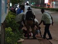 При нападении террористов в столице Буркина-Фасо россияне не пострадали