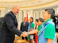 Президент Белоруссии Александр Лукашенко предложил расширить программу оздоровления в республике сирийских детей