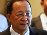 Ранее Трамп ответил на заявление руководителя северокорейского МИДа Ли Юн Хо