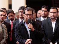 Минюст США ввел новые санкции против брата Уго Чавеса и других венесуэльских политиков