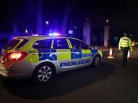Вооруженный ножом мужчина ранил полицейских возле Букингемского дворца в Лондоне