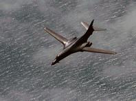 """Источники в оборонном ведомстве сообщили, что осуществить атаку на КНДР Пентагон собирается с помощью тяжелых стратегических бомбардировщиков B-1B, дислоцированных на базе """"Андерсен"""""""