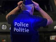 """Неизвестный бросил """"коктейль Молотова"""" в отделение полиции в Брюсселе"""