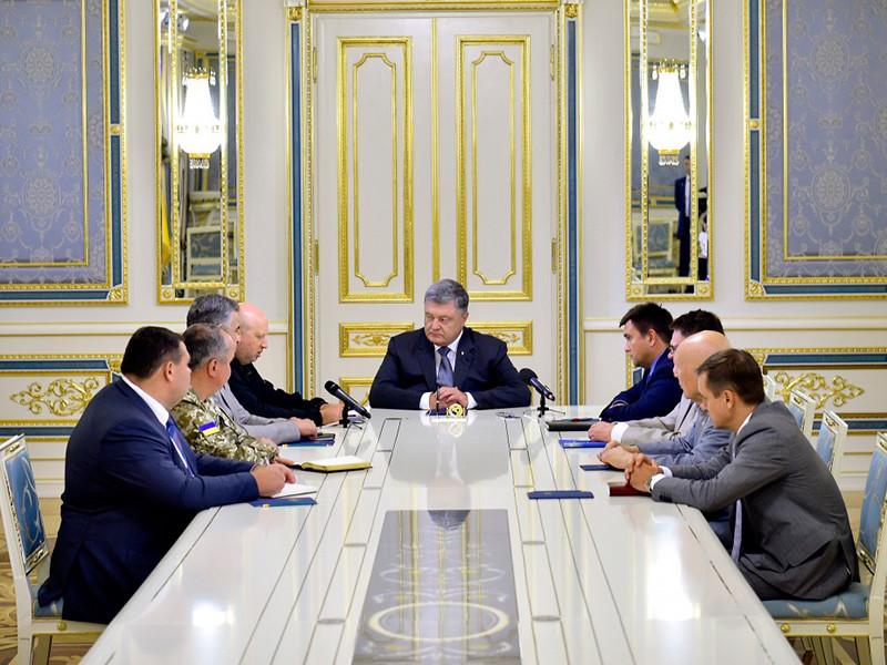 Глава СНБО доложил Порошенко о непричастности Украины к передаче ракетных двигателей КНДР и о роли России в этих обвинениях