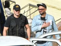 Кирилл Серебренников был задержан в ночь на 22 августа в Санкт-Петербурге, где он снимал фильм о рок-певце Викторе Цое
