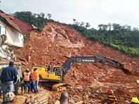 Последствия схода оползня в Сьерра-Леоне: 350 человек погибли, 600 остаются пропавшими без вести