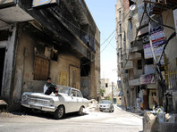 Дамаск, июль 2017 года