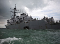 Командующего Седьмым флотом США отстранят из-за регулярных столкновений кораблей