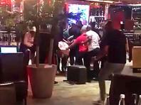 В ЮАР замминистра высшего образования избил женщину в ресторане (ФОТО, ВИДЕО)