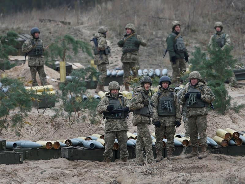 Украинские радикалы готовятся к началу второго этапа блокады Донбасса, который официальный Киев считает оккупированной территорией