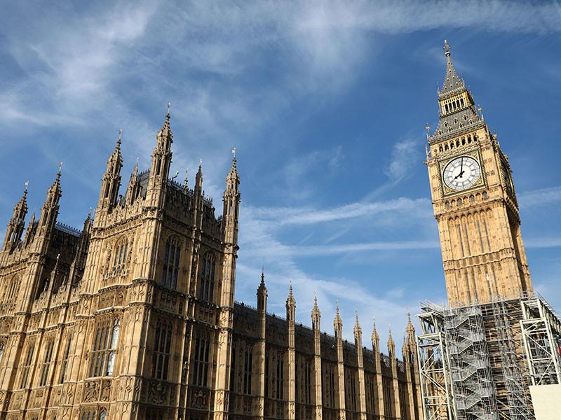 Изображавший террористов спецназ за минуты захватил британский парламент