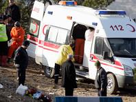 В Турции перевернулся автобус с туристами: в результате ДТП пострадали 11 россиян