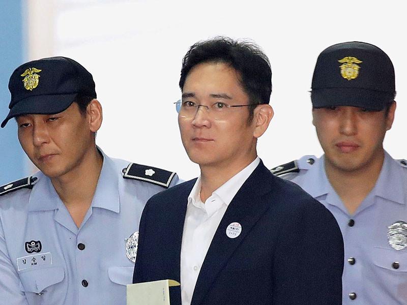 В Южной Корее вынесен приговор заместителю председателя группы компаний Samsung Ли Чжэ Ёна