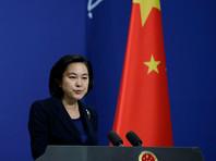 Официальный представитель МИД КНР Хуа Чуньин заявила, что Китай приглашает Россию к мирному урегулированию ситуации на Корейском полуострове