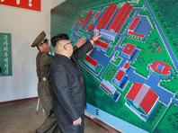 """AP: КНДР обнародовала фотографии новой твердотопливной ракеты """"Пукгуксон-3"""""""