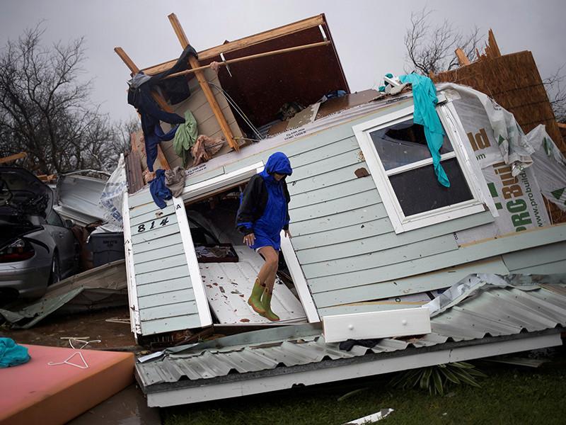 Власти подтвердили данные о двух жертвах стихии