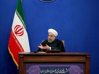 Это стало реакцией на недавно принятый в США закон, позволяющий Вашингтону расширять санкции в отношении Тегерана