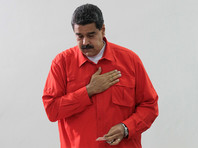 """""""Диктатор"""" Мадуро назвал введенные против него санкции США поводом для гордости"""