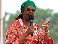 Власти ЮАР предоставили дипломатический иммунитет первой леди Зимбабве, напавшей на 20-летнюю модель в гостинице Йоханнесбурга