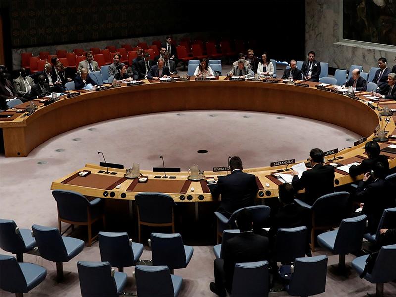 Совбез ООН единогласно ввел новые санкции против Северной Кореи