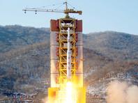 Запущенная КНДР ракета пролетела над Японией в сторону Тихого океана