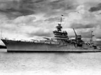 """В Тихом океане обнаружены обломки американского крейсера """"Индианаполис"""", гибель которого в конце Второй мировой войны стала крупнейшей морской потерей для США. Нашла корабль поисковая группа во главе с со-основателем компании Microsoft Полом Алленом"""