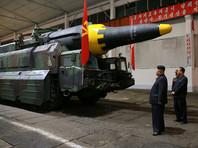 Баллистическая ракета Hwasong-12