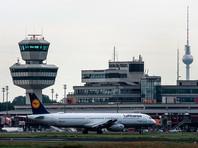 Работа берлинского аэропорта Тегель приостановлена из-за обезвреживания бомбы времен Второй мировой