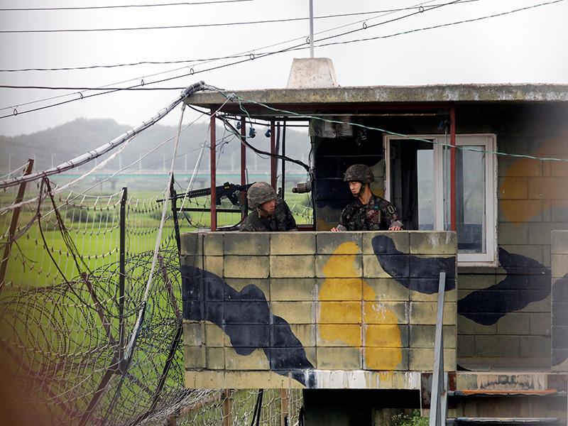 Южная Корея готовится к войне с КНДР
