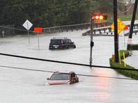 """В США потери от наводнений, вызванных ураганом """"Харви"""", оценили в 30 миллиардов долларов"""