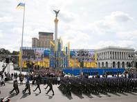 В нем приняли участие более 4000 украинских военнослужащих, в том числе более 1000 участников боевых действий в Донбассе