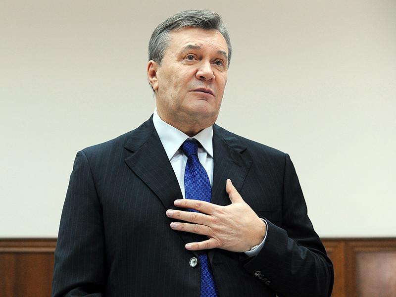 """Янукович объявил 5 июля, что отказывается от участия в судебном разбирательстве. Он заявил, что в ходе процесса были """"нарушены все возможные принципы и нормы права, грубо попрана Конституция Украины, полностью игнорируются процессуальные нормы"""", а итог суда """"заранее определен"""""""