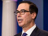 Министра финансов США заподозрили в катании жены на служебном самолете во время затмения