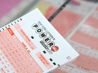 Объявилась обладательница рекордного джекпота лотереи Powerball в размере 758,7 млн долларов