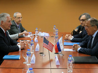 Лавров и Тиллерсон обсудили санкции на форуме в Маниле