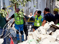 Из 39 пострадавших по крайней мере пятеро находятся в тяжелом состоянии