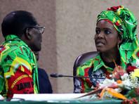 Полиция ЮАР не выпускает из страны первую  леди Зимбабве, напавшую на 20-летнюю модель