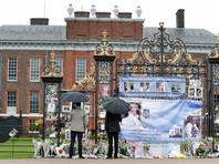 Поклонники принцессы Дианы собрались у Кенсингтонского дворца в день 20-летия со дня ее гибели