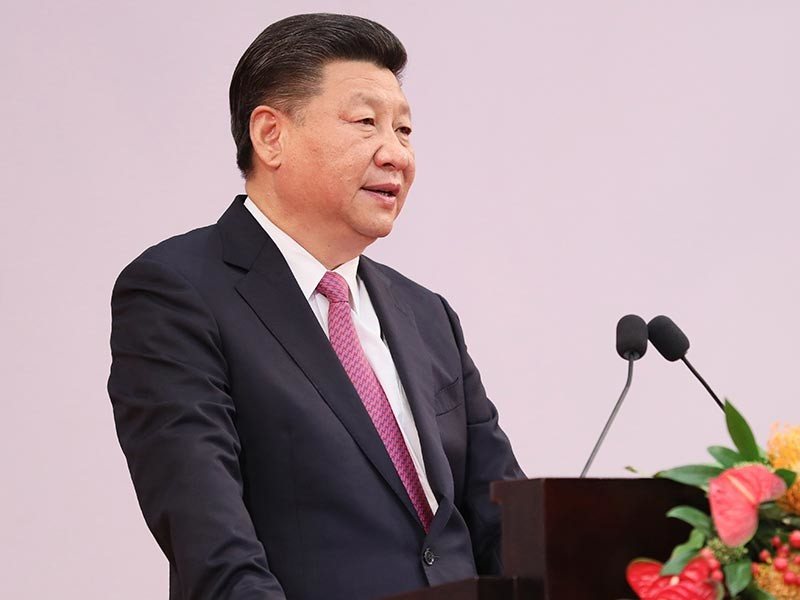 """""""Для разрешения проблемы Корейского полуострова необходимо в общем и целом поддерживать диалог, а также придерживаться главного направления политического урегулирования"""", - подчеркнул глава КНР"""