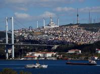 У берегов Турции сухогруз разломился пополам. Половину с командой доставили к берегу