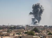 Сирийское агентство SANA сообщило, что коалиция во главе с США снова нанесла авиаудар по мирным жителям  в Ракке