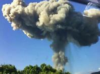 В Абхазии при взрыве на складе боеприпасов погибли две туристки из Петербурга