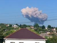 В Абхазии произошел взрыв на складе боеприпасов, пострадали 35 россиян