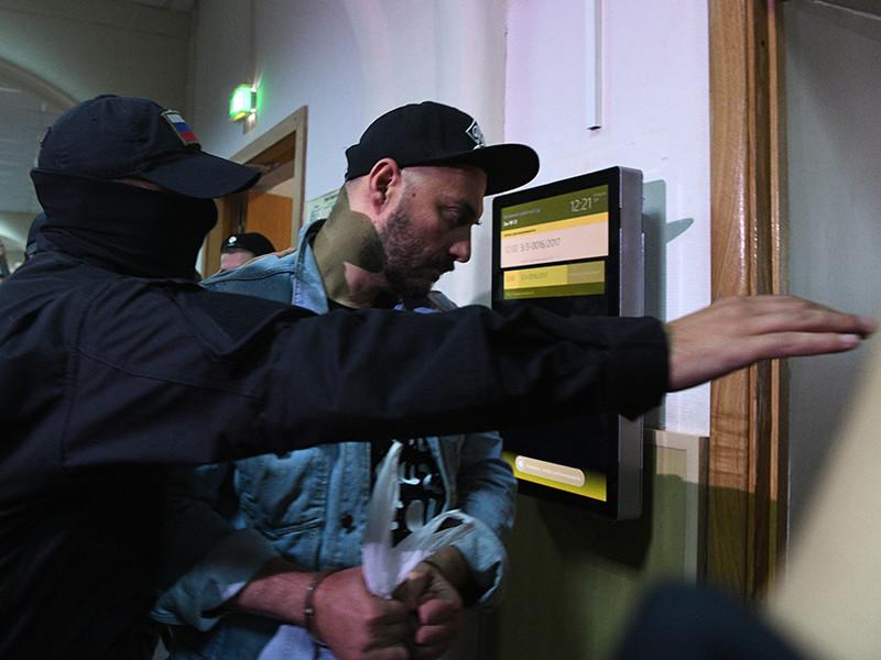 МИД Франции обеспокоен задержанием режиссера Серебренникова