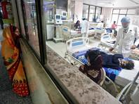 В индийской больнице за пять дней умерли более 60 человек. Местные СМИ связали гибель с неоплаченным кислородом