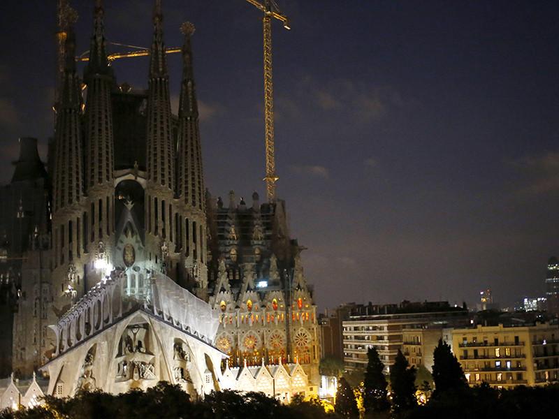 СМИ узнали о планах испанских террористов устроить взрыв возле собора Саграда-Фамилия