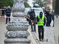 В центре Киева прогремел взрыв, ранены три человека