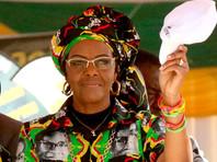 Первая леди Зимбабве, изуродовавшая юную модель в ЮАР, запросила дипломатический иммунитет