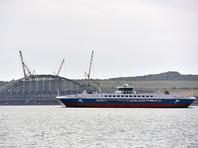 Украина выразила протест России из-за ограничения судоходства через Керченский пролив